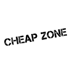 Cheap Zone rubber stamp vector