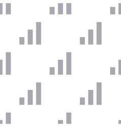 New Graph seamless pattern vector image