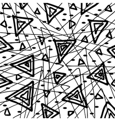 doodle abstract 02 vector image