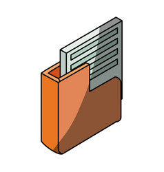 Digital file 3d vector
