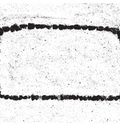 Sandy Frame Texture vector image