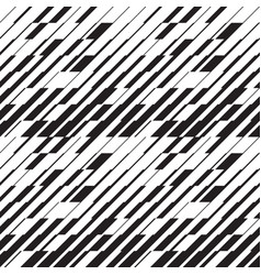 Simple dynamic lines seamless pattern vector