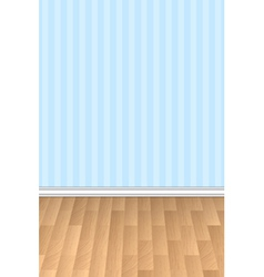 wall and floor background vector image