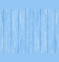 Blue wooden background realistic style vector