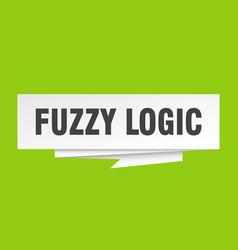 Fuzzy logic vector
