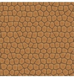 Abstract leather texture background vector