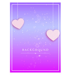 Colorful set of greeting background banner vector