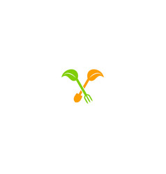 farm ecology tool logo vector image