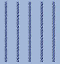 striped blue classic seamless texture vector image