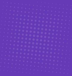 halftone background violet vector image