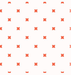 retro gingham polka dots seamless pattern vector image