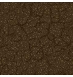 Seamless pattern ground inside vector