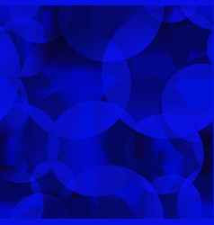 abstract seamless background of ultramarine vector image