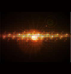Abstrat lighting background vector image vector image