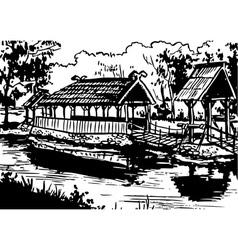 Recreation Area vector