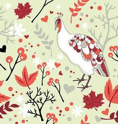 Autumnpattern vector