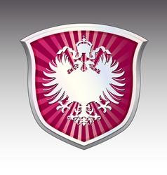 Heraldry arms vector