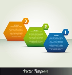 Template eps10 vector image