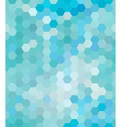 Hexagons Seamless Pattern Expanded FINAL vector image vector image