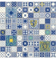 Traditional Ceramic 03 Vintage 2D vector