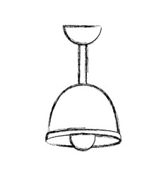 warehouse light lamp vector image