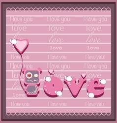 Love2 vector