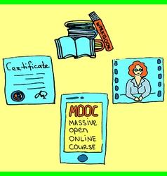 MOOC vector