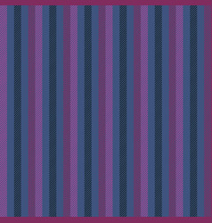 pink purple stripes seamless pattern fabric vector image