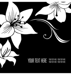 Back black 6 05 vector image vector image