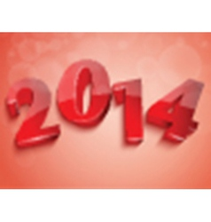 2014 new year design vector
