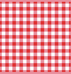 Seamless table cloth texture vector