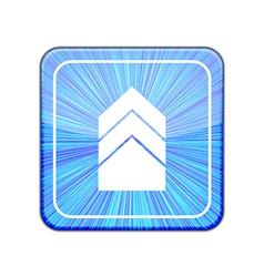 Version Arrow icon Eps 10 vector