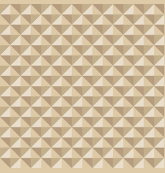 abstract seamless pattern of triangles and vector image