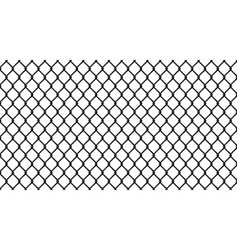 black chrome steel grating structure background vector image