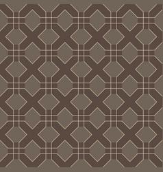 Cross line seamless pattern vector