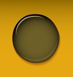 oil on beach vector image vector image