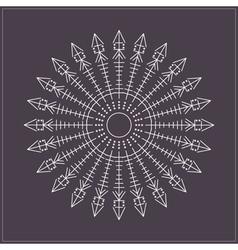 Geometric linear circule logotypes649548 vector