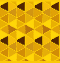 Grunge triangles seamless 02 vector