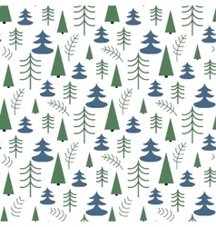 Set of seamless Christmas patterns vector
