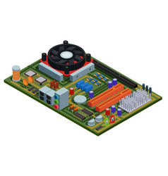 system plate for pc vector image