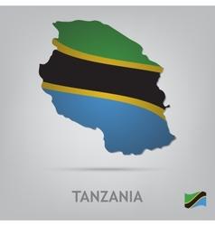 Tanzania vector