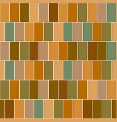 seamless pattern brick tile vertical stack vector image