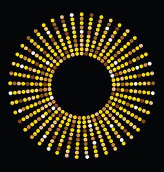 background sparkle vector image