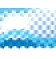 Halftone wave vector