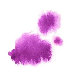 Watercolor backgraund vector image vector image