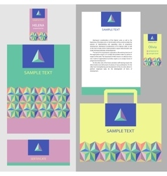 aesthetic template vector images over 170