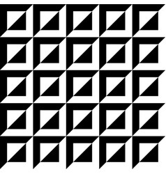 abstract beveled embossed pattern monochrome vector image