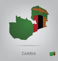 Zambia vector