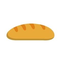 Bread bakery organic food con vector