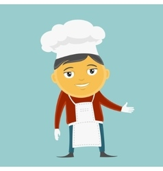 Cook Character vector